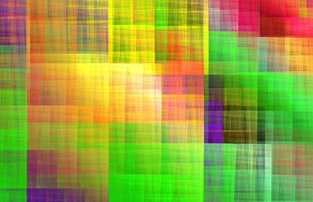 tweed: Abstract colourful illustration similar to tweed texture Stock Photo