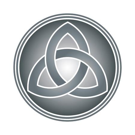 ケルト族の三位一体の結び目