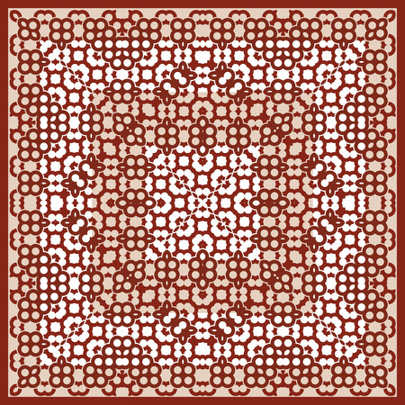 red carpet background: abstract dark red carpet background vector illustration
