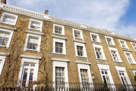 Luxury housing in Knightsbridge London