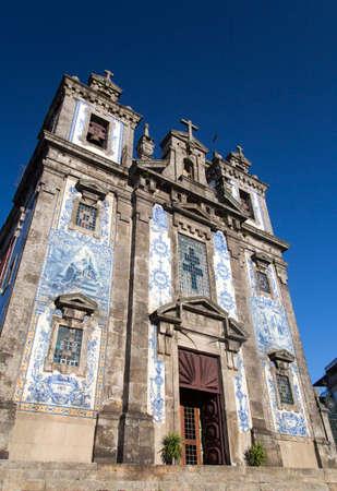 Igreja de sto Ildefonso Church in  Porto, Portugal