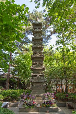 Bhuddist Shrine in Soeul, South Korea