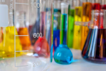 titration: Chemistry graduations