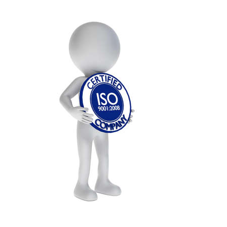 normative: ISO 9001 certification