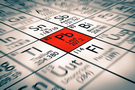 isotope: Focus on Lead forbidden Chemical element