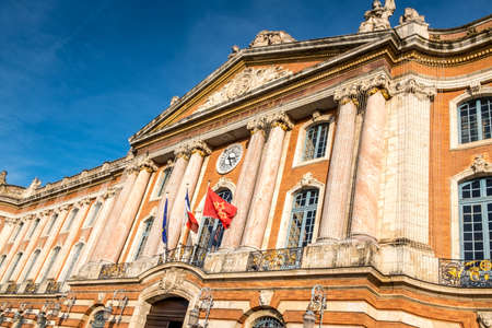 Town Hall of Toulouse, Capitole place