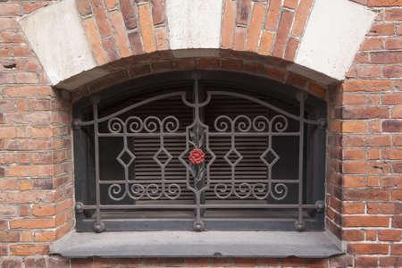 lattice window: Brewery Carlsberg