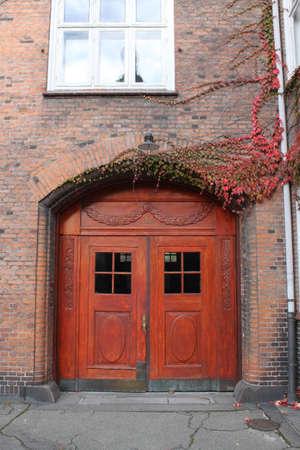 Entrance Banco de Imagens - 18961244
