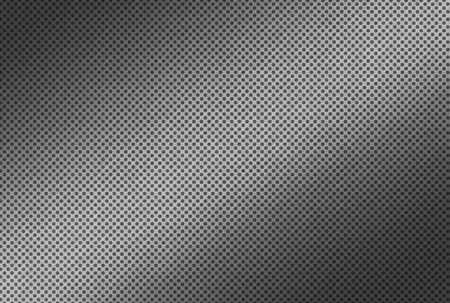 netty: Metal grid mesh background texture with gradient