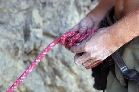 Element climbing safety photo