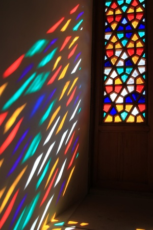 Stained-glass window Stock Photo - 9565206