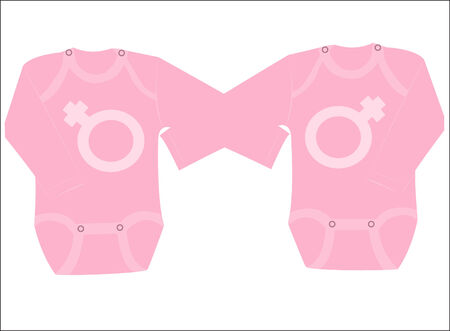 cowards: baby clothes for twins
