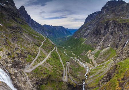 Norway-Troll trail