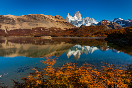 roy: Autumn in Patagonia. Fitz Roy, Argentina