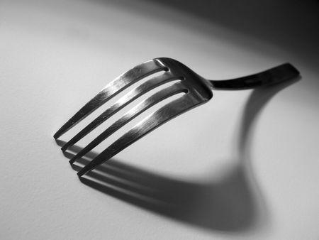 Eating fork