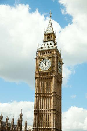 ban: Big Ban, London Stock Photo