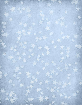vintage paper decorated with  stars Stock Photo - 15939909