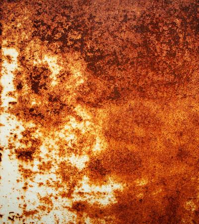 oxidated: fondo met�lico oxidado
