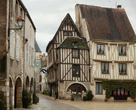 referred: Noyers    Noyers  sometimes referred to as Noyers-sur-Serein  is a commune in the Yonne department in Burgundy in north-central France