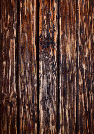 Natural distressed wood  grunge wood background photo