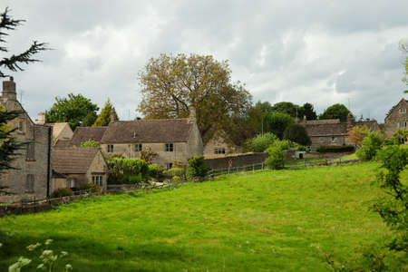 cotswold: Aldsworth is a village and civil parish in the Cotswold district of Gloucestershire, England, UK