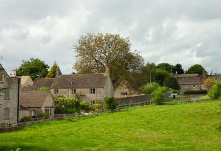 Aldsworth is a village and civil parish in the Cotswold district of Gloucestershire, England, UK  photo