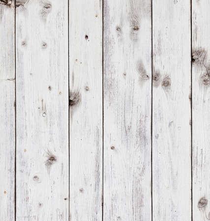 Oude houten plank geschilderd wit