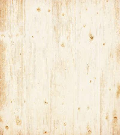 wood: Grunge drewnianą deskę malowane jasny beż.