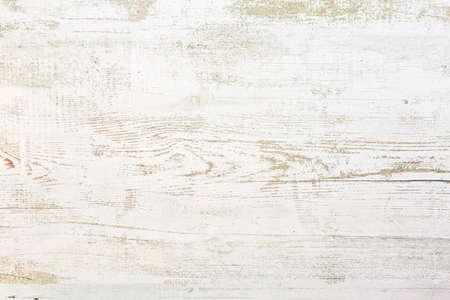 Grunge achtergrond. Peeling verf op een oude houten vloer