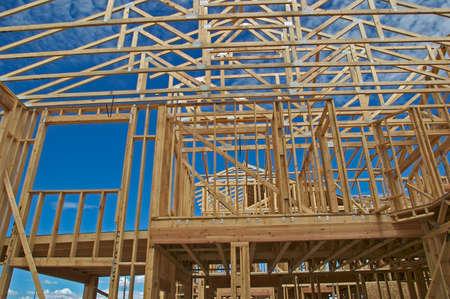 House Construction Фото со стока