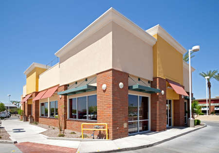 food stores: Fast food restaurant