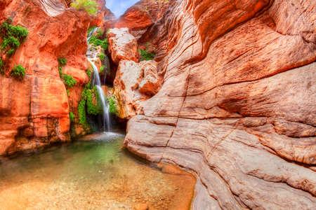 baratro: Elfi Chasm nel Grand Canyon. Archivio Fotografico