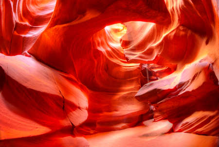 slot canyon: Antelope Canyon is the most photographed slot canyon in the American Southwest. It is located on Navajo land near Page, Arizona.