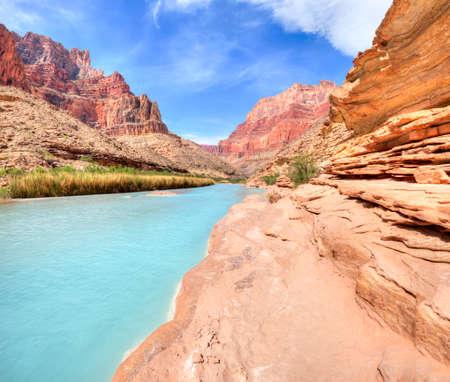 Cascading Little Colorado River