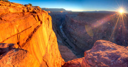 toroweap: Sunrise at Toroweap Point, in Grand Canyon National Park.