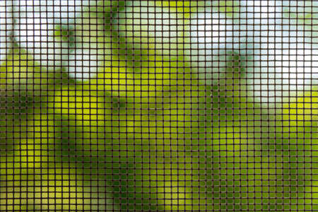 Mosquito nets for window screen black steel net protection for insect bug