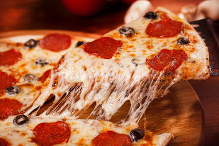crust: Hot Pizza
