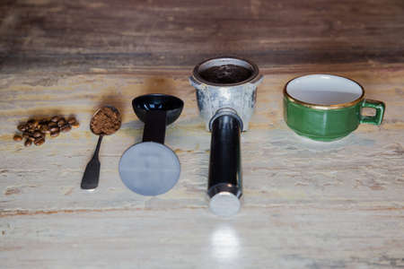 Accessories for making coffee