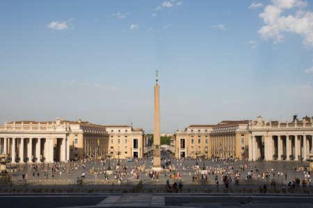 Obelisc in Rome
