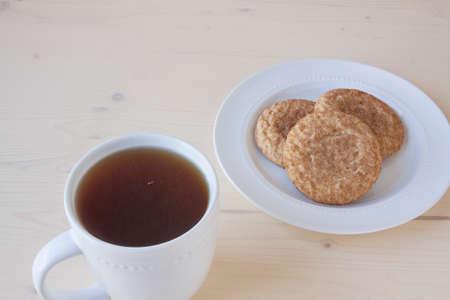cider: Hot Apple Cider and Snicker Doodle Cookies