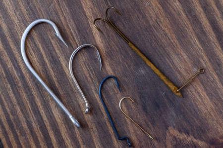 Vintage Fishing Hooks