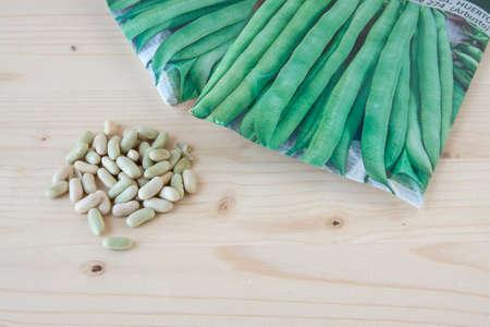 garden bean: Garden Bean Seeds