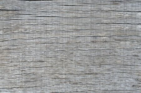 Background texture of an old piece of grey wood.