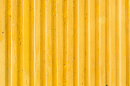 Yellow metallic background for pattern design artwork. Simply background texture.