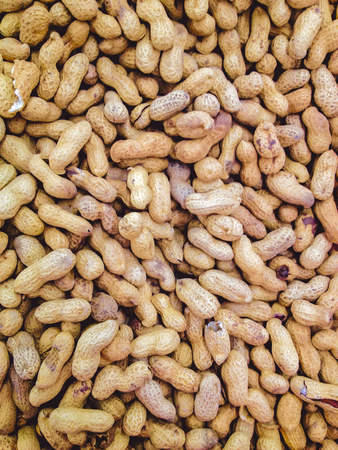 A lot of peanut for background.