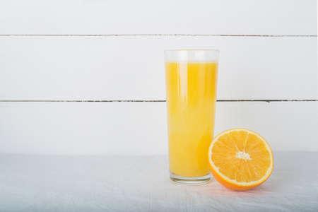 sweet segments: Orange juice