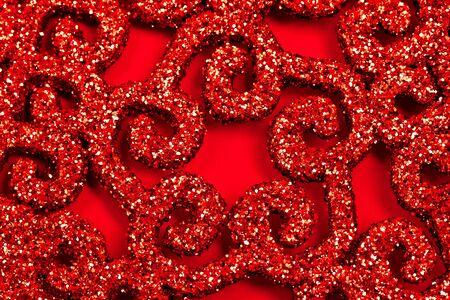 incarnadine: Christmas sparkling background