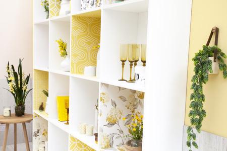 domesticity: Home decoration of the shelf