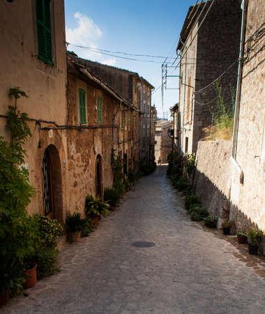 immobilien: View of Soller,Majorca,Spain