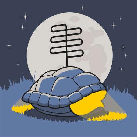 tr�sten: Ruhiger Abend in der N�he des Bildschirms in der bequem von zu Shell